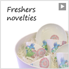 Freshers novelties